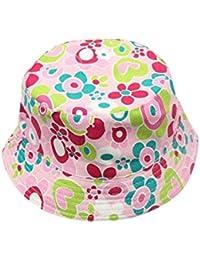 5bc31c66586 Chapeaux Enfant Chapeau de visière pour bébé motif soleil chapeau enfant  Visière de pêcheur pour 2
