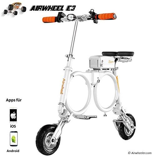 AIRWHEEL E3 Elektrofahrrad Mini E-Bike Klappfahrrad Damen/Herren