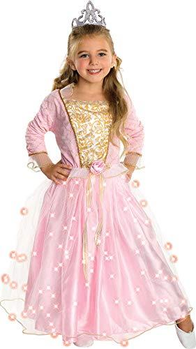 Horror-Shop Prinzessin der Rosen Kostüm - Prinzessin Erbse Kostüm