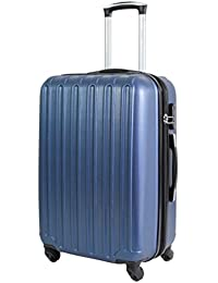 Valise Taille Moyenne 65cm - ALISTAIR Sécure - ABS Ultra légère et résistante - 4 Roues - Couleur spéciales - Marque française