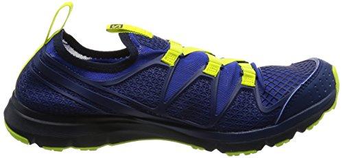 nautica running Blu Ginnastica Trail Da Profondità Salomon Punch Homme Bleu Crossamphibian Lime Blu Scarpe qRwFzzna8