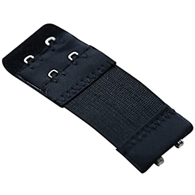 Kornblume 3PSC Useful Women's 2 Hooks Bra Strap Extender Extension