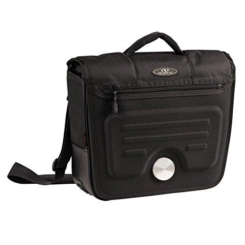 Preisvergleich Produktbild Office-Tasche Lifestyle schwarz,  33x33x10cm,  ca. 1110g 2179220000