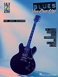Blues You Can Use: édition française + CD