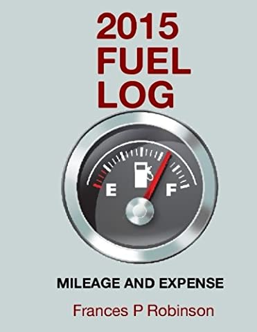 2015 Fuel Log: Mileage and Expense