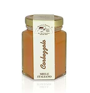 Apicoltura Cazzola - Miele di Corbezzolo - Vasetto da 135 g (Pacco di 2 x 135 g)