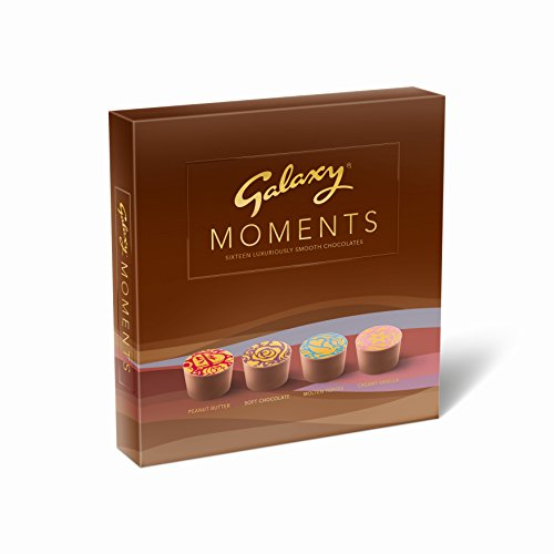 Galaxy Moments Smooth Milk Chocolates (Pack of 2)