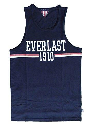 Everlast Tank Man Jersey 22M219J73 Blue (Blau) Blau