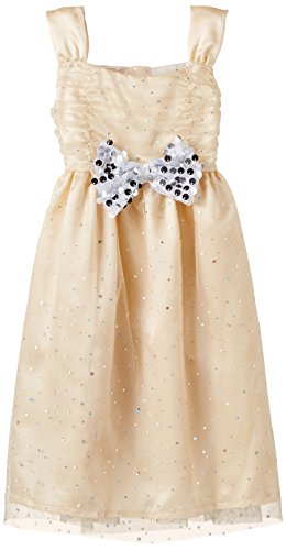Cupcake Girls' Dress ( 411492218 _ Cream _ 2 - 3 years )