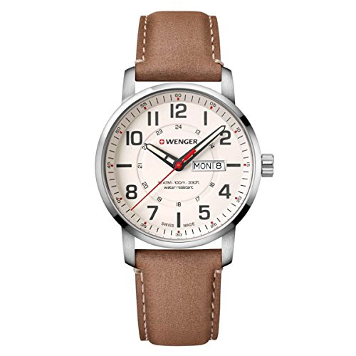Montre Wenger Attitude Day&Date homme 01.1541.103