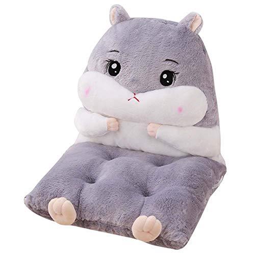 Sitzkissen, Soothing Gesäß, Kissen Kissen integriert, warme Hand auf beiden Seiten, Anti-Rutsch-Gurt auf dem Rücken, Geeignet für Erwachsene Seat/Gartenstuhl -