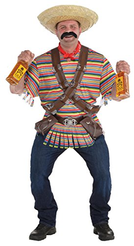 KOSTÜM - MEXIKANER - Größe 52-54 (Kostüm Bandido)