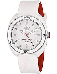 c44bf287b3b0 adidas Reloj analogico para Mujer de Cuarzo con Correa en Silicona ADH3124