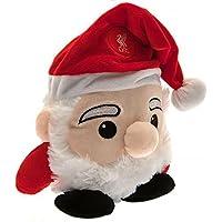 Liverpool F.C - Santa Soft Toy