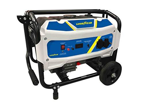 Goodyear Power Gy5500G Generador Gasolina 5000w