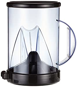 G S D Haushaltsgeräte 80 001Doso Kaffeedosierer, schwarz