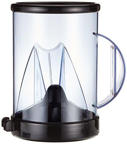 G S D Haushaltsgeräte 80 001' Doso Kaffeedosierer, schwarz
