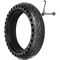 RUNACC Scooter eléctrico sólido neumático plano libre scooter neumático de goma durable neumático de repuesto antideslizante