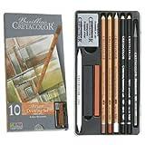 #9: Cretacolor Artino Drawing Set Of 10
