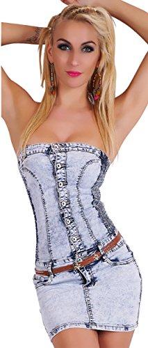 desire-clothing-mini-robe-bandeau-denim-bleu-clair-avec-ceinture-tailles-6-8-10-12-14-bleu-taille-un