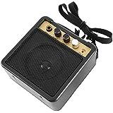 Amplificador de guitarra mini amplificador de guitarra E-WAVE con clip trasero Accesorios de guitarra para guitarra eléctrica acústica E-WAVE (negro)