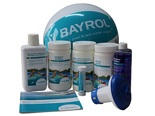 Bayrol Pool Starter Set für Quick Up Pool 'groß'