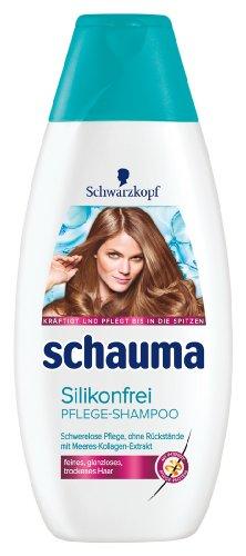 Schauma Silikonfrei Shampoo, 5er Pack (5 x 400 ml)