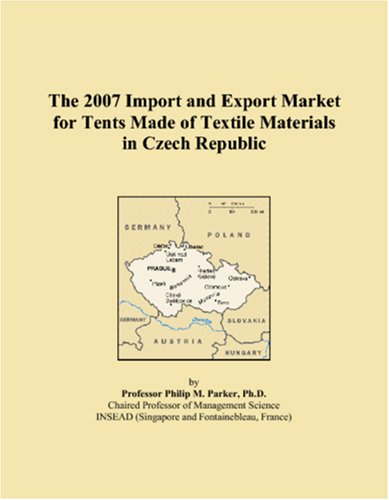 The 2007 Import and Export Market for Tents Made of Textile Materials in Czech Republic