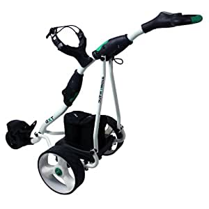 Stowamatic GXT 36 Hole Electric Golf Trolley with Carry