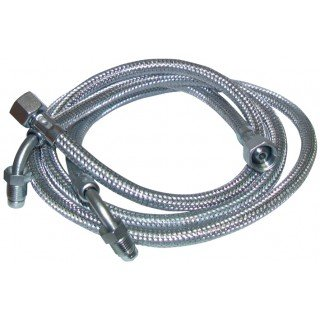 DIFF - 2 LATIGUILLOS GASOIL FD3 / 8XMC1 / 4 - PARA DE DIETRICH : 97956100