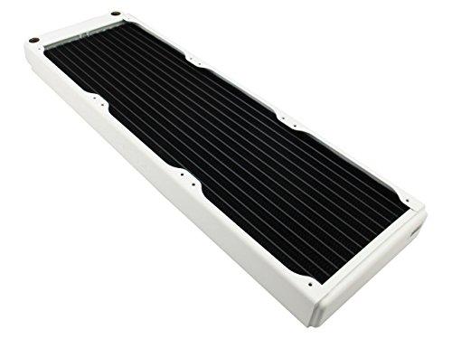 XSPC Low Profile Radiator EX420 - 420mm, weiÃ? - Xspc Von Pc-radiator