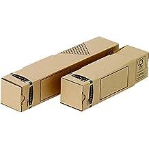 Fellowes Bankers Box - Tubo para envío postal (A3/A4, 20 unidades)