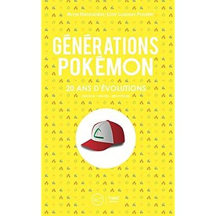 Générations Pokémon: Plus de 20 ans d'évolutions