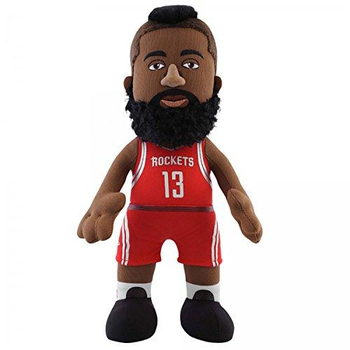 Bleacher Creatures James Harden Houston Rockets NBA Plüsch Figur (25 cm)