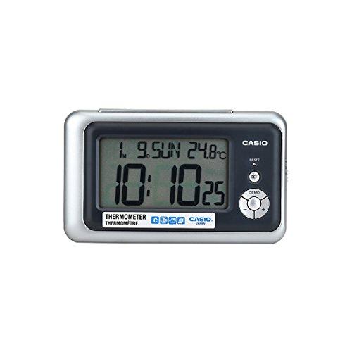 CASIO 10271 DQ-748-8D - Reloj Despertador Digital