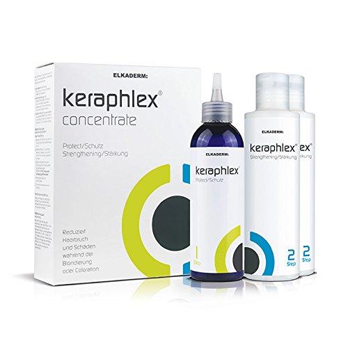 Elkaderm Keraphlex Concentrate Set, 1er Pack, (1x 3 Stück)