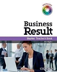 Business Result Starter : Teacher's Book (1DVD)