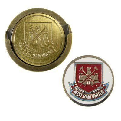 West Ham United FC. Hat Clip und abnehmbare Golfball-Markierung