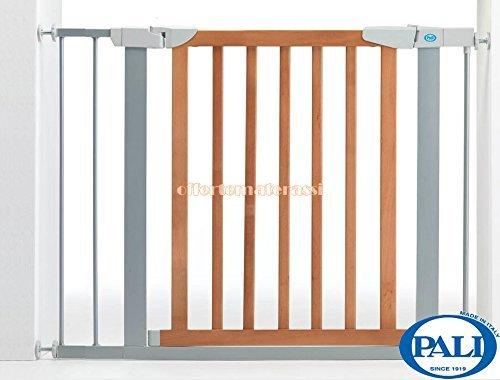 Prolunga +14 cm grigio per Cancelletto Pali per la sicurezza bambino infanzia