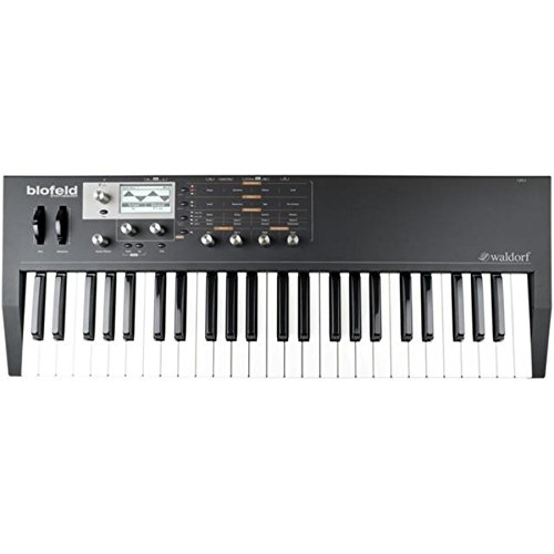 Waldorf Blofeld teclado Shadow Edition teclado