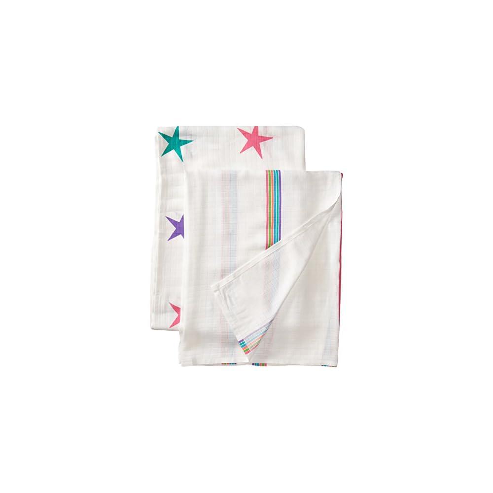 color blanco Bebe-jou 3031102/Baby Multi pa/ño de Wally Whale 100/x 75/cm