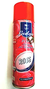 Rose Natural Air Freshener From Lu-Dao International Brand of Air Wik for those who never Compromise with Quality of Product