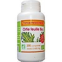 GPH Diffusion - ORTIE piquante BIO AB 200 comprimés dosés à 400 mg en comprimés.