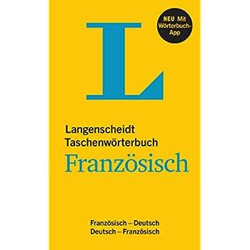 Langenscheidt Taschenworterbuch Franzosisch - Buch Und App: Franzosisch-Deutsch/Deutsch-Franzosisch