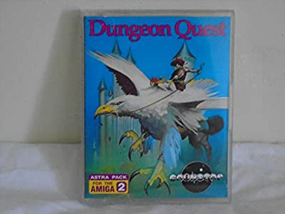 Dungeon Quest - Astra Pack 2 - Commodore Amiga from Image Tech / Gainstar