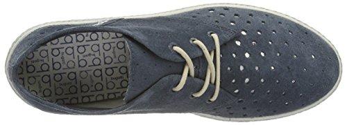 bugatti Damen J97033 High-Top Blau (jeans 455)