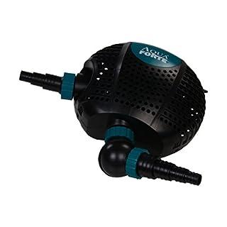 AquaForte Filter-/Teichpumpe O-Plus-5000, 40W, 5m³/h, Förderhöhe 3,5m