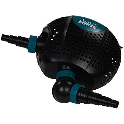 AquaForte–Pompa per filtro/laghetto Oplus-50005m³/h, altezza 3,5m,