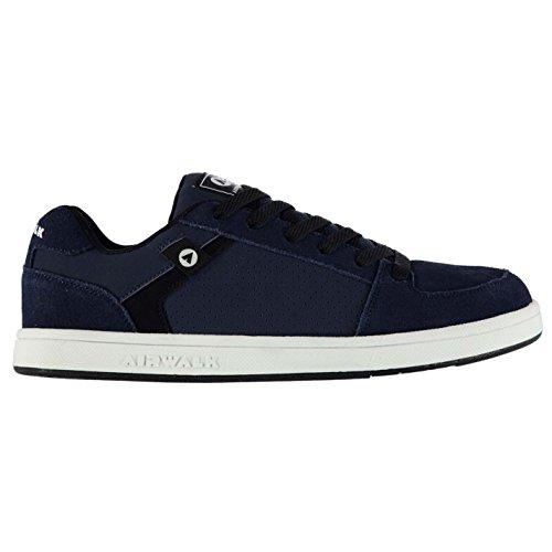 Airwalk Brock Mens Scarpe Da Skate Sneakers Per Il Tempo Libero Sneaker Sneaker Blu Navy