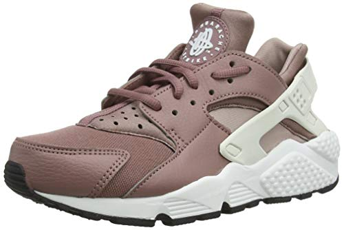 Nike Damen Air Huarache Run Laufschuhe, Mehrfarbig (Smokey Mauve/Summit White/Diffused Taupe 203), 38.5 EU